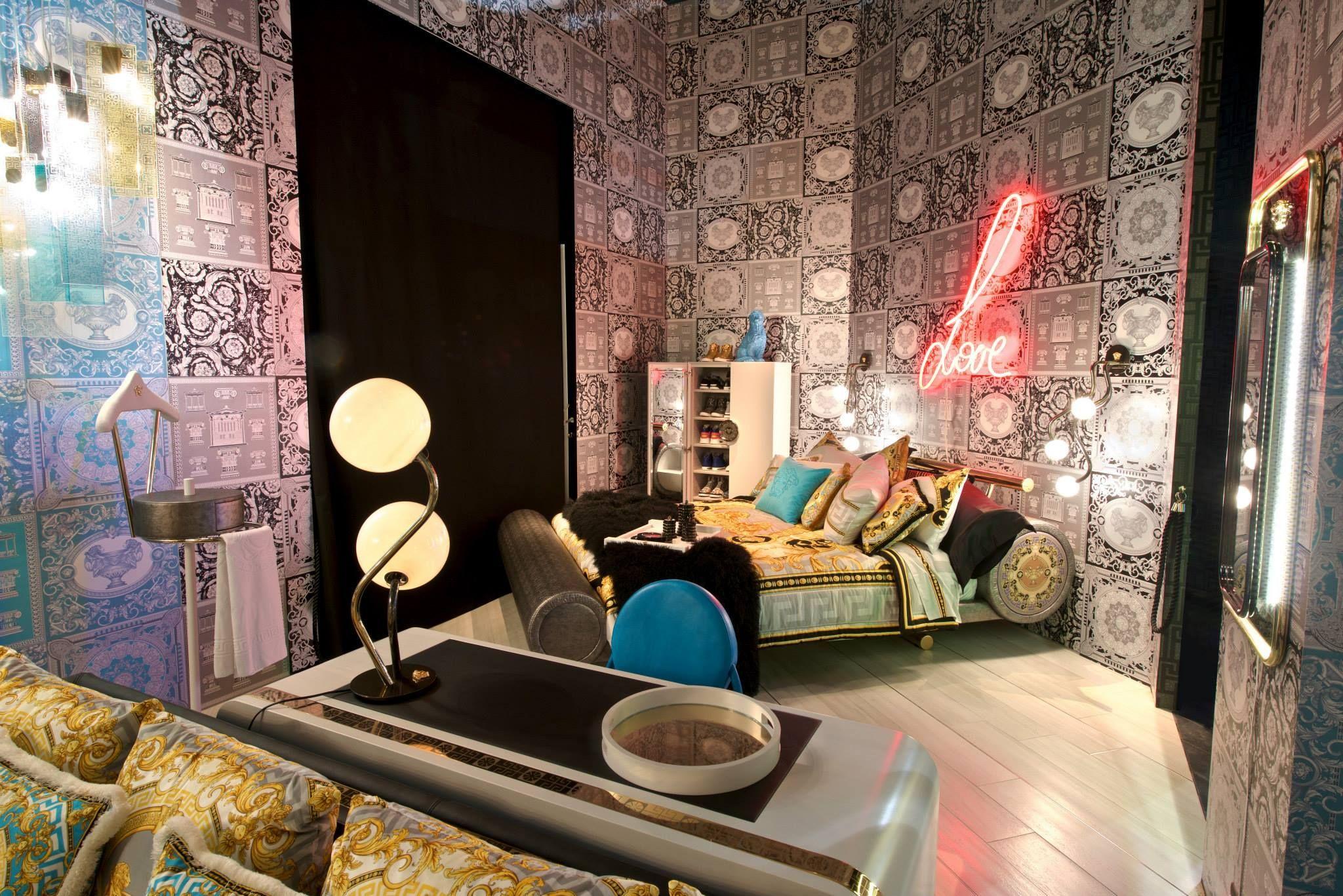 Schlafzimmer Versace ~ Schlafzimmer versace