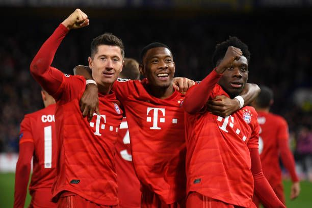 Scoring A Goal Photos Pictures And Photos Getty Images In 2021 Champions League Sports Jersey Entertainment News