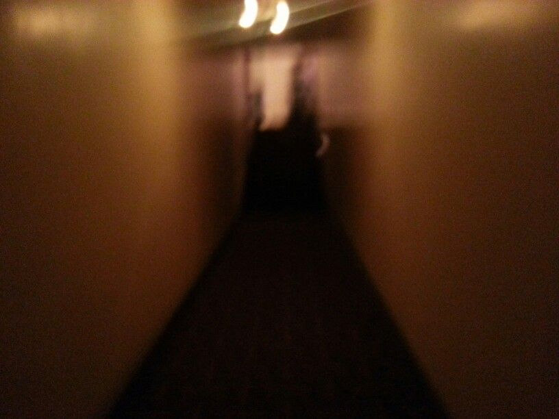 Heading onto the balcony of Michigan Theater's main auditorium