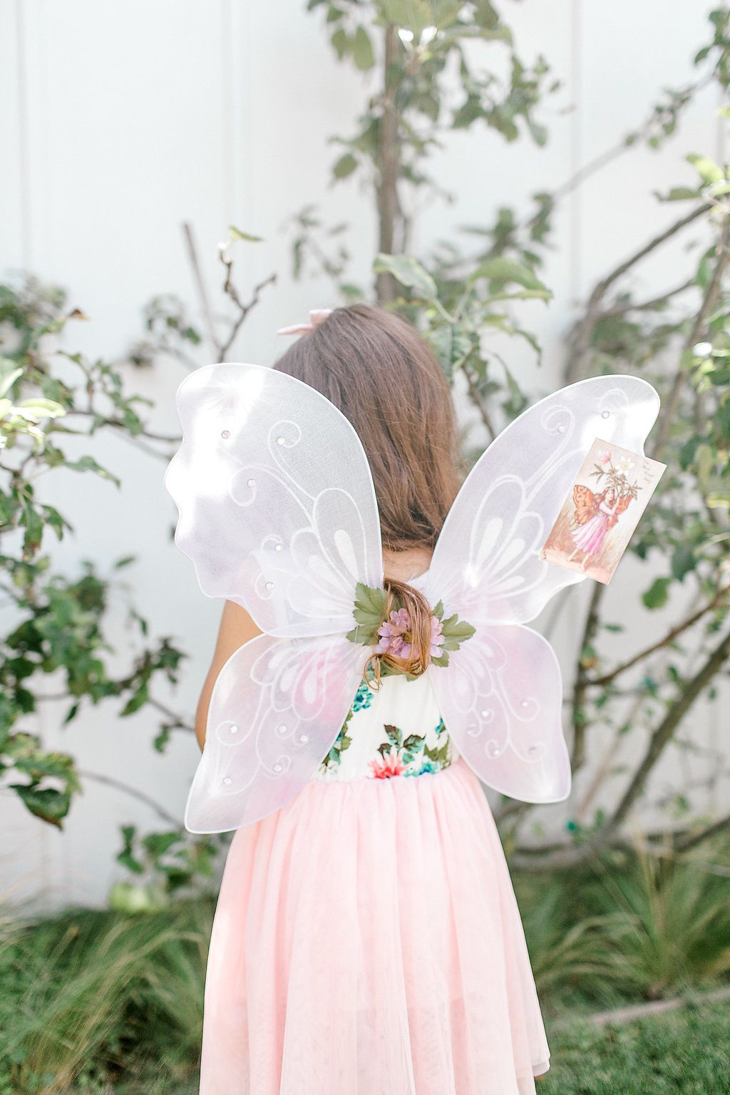 Magical Fairy Garden Birthday Party For Kids Perfete