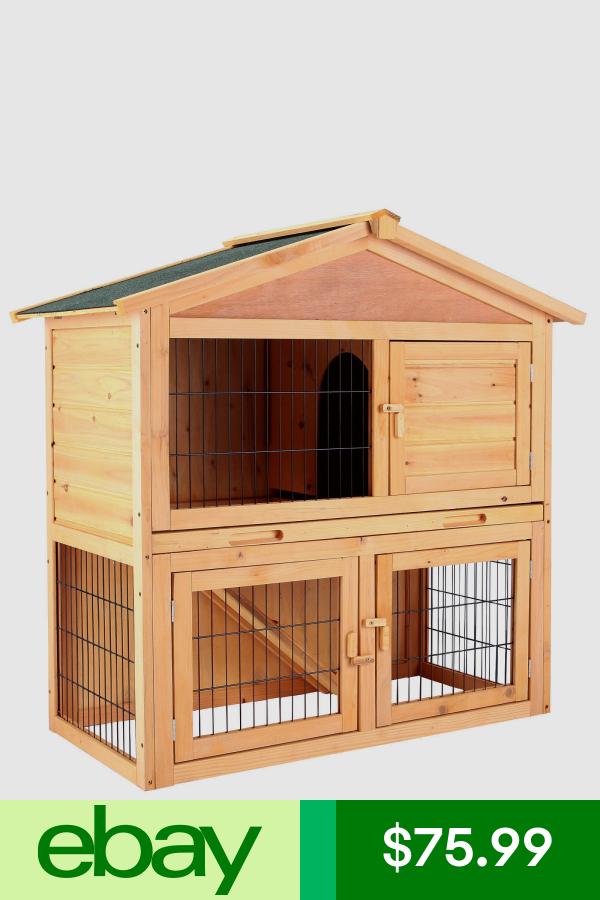 Cages Enclosure Pet Supplies Ebay Rabbit Hutches Pet Cage