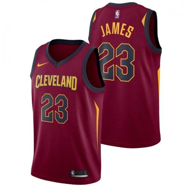 organizar gemelo Confidencial  Cleveland Cavaliers Nike Icon Swingman Jersey - LeBron James | Nba lebron  james, Lebron james cleveland, Lebron james cleveland cavaliers