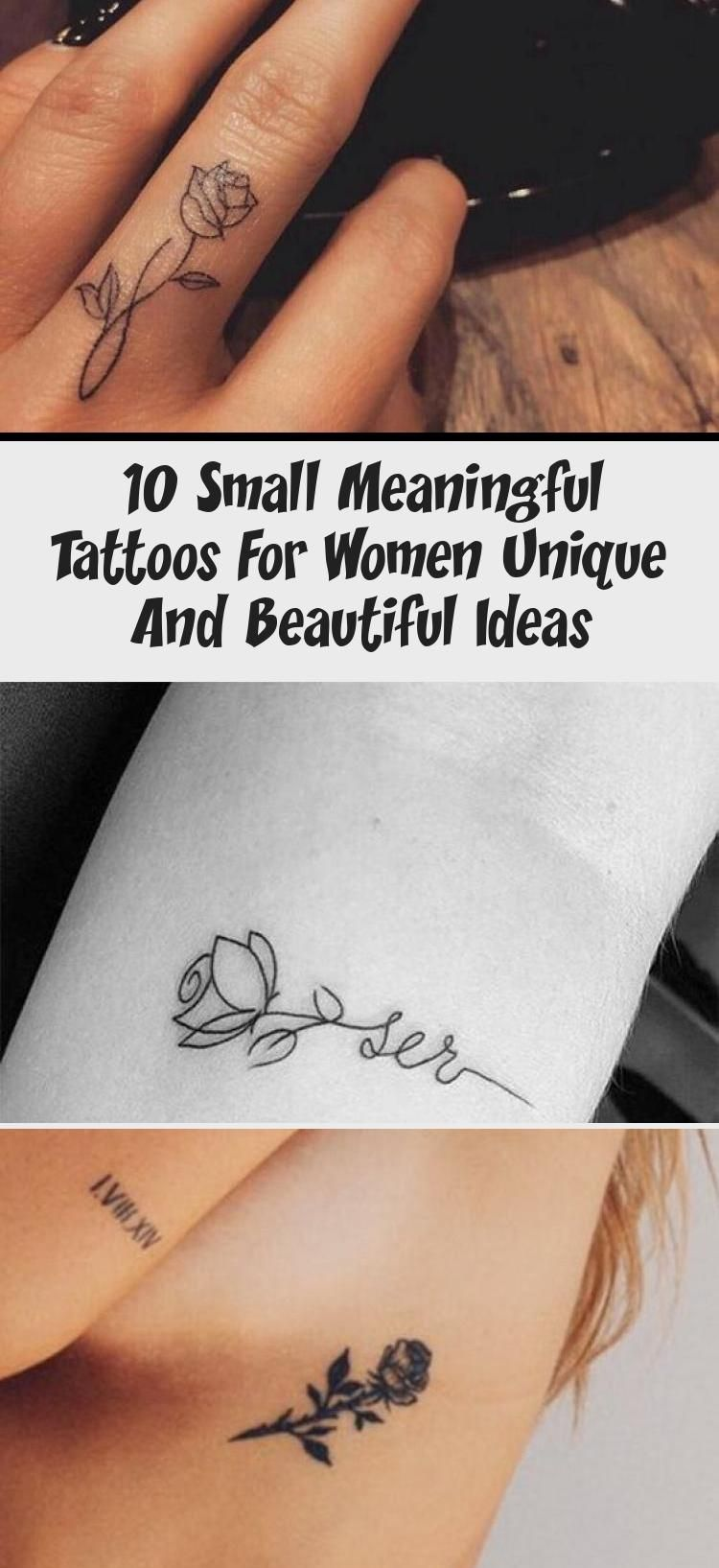 Photo of 10 Small Meaningful Tattoos for Women Unique and Beautiful Ideas – Lifestyle Spu…