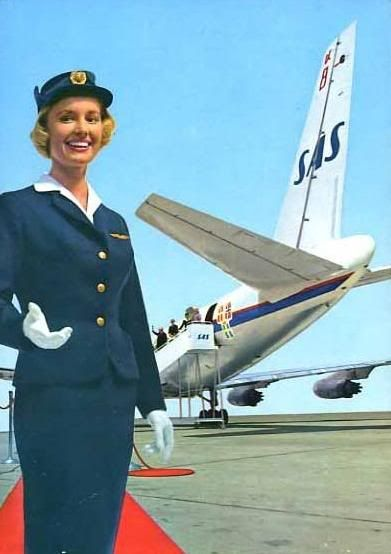 Air Hostesses Page 33 Wings900 Discussion Forums Scandinavian Airlines System Vintage Airline Posters Flight Attendant