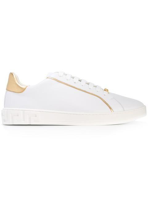 Sneakers, Versace men, Top sneakers