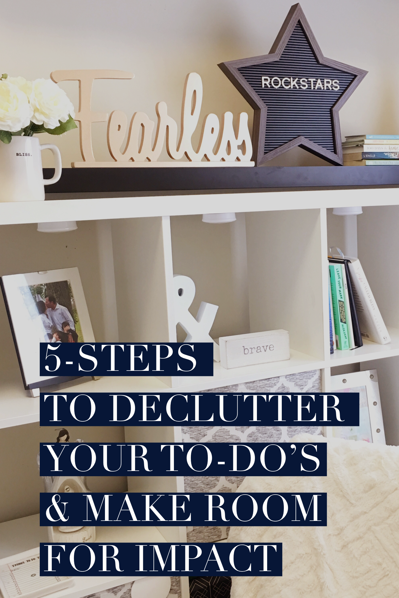 Declutter Amp Plan Steps 1 Writing Absolutely Everything