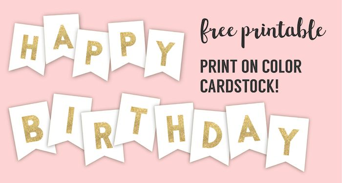 gold free printable banner letters printable banner letters free