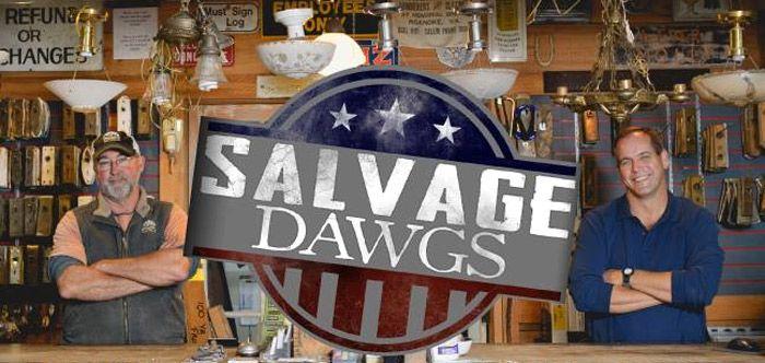 Business Profile Black Dog Salvage In Roanoke Va Stars