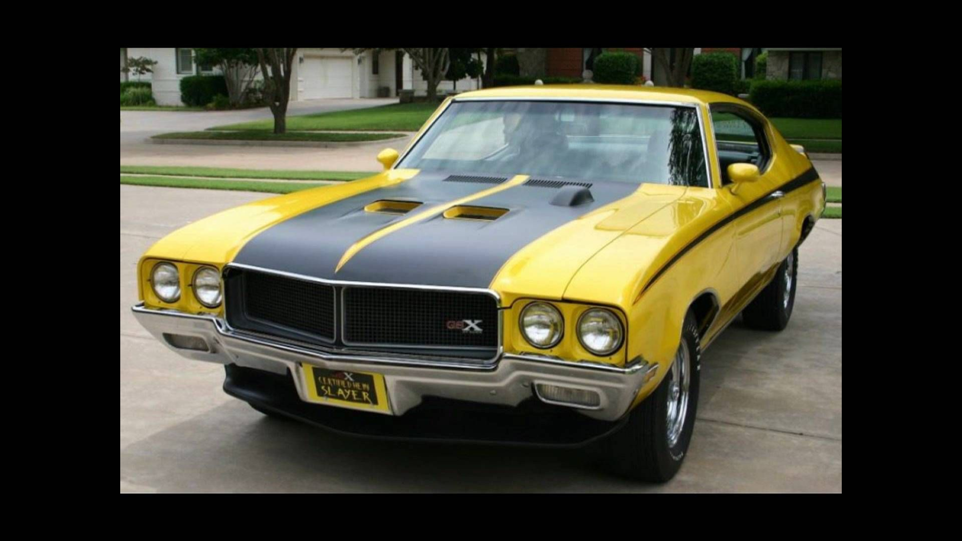 I Can T Drive 55 Sammy Hagar Hd Buick Gsx Top 10 Muscle Cars American Muscle Cars