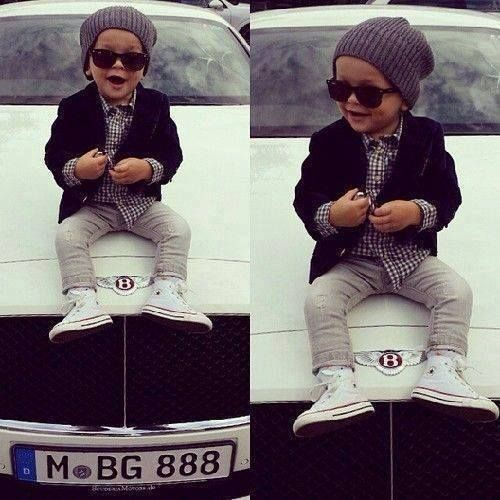 adorable kid style by cecelia