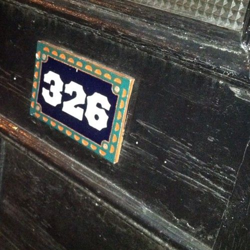 Day 94: Scalloped numbers // © Erin M. Harris