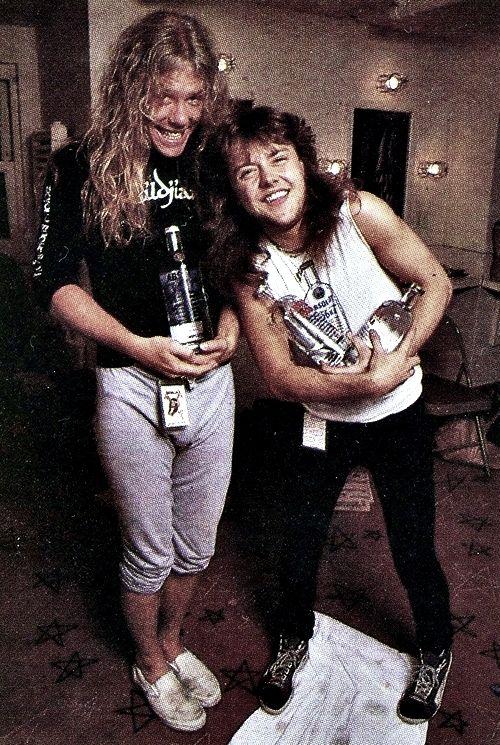 Nowtheworldisgoneimjustone Metallica James Hetfield James Hetfield Young