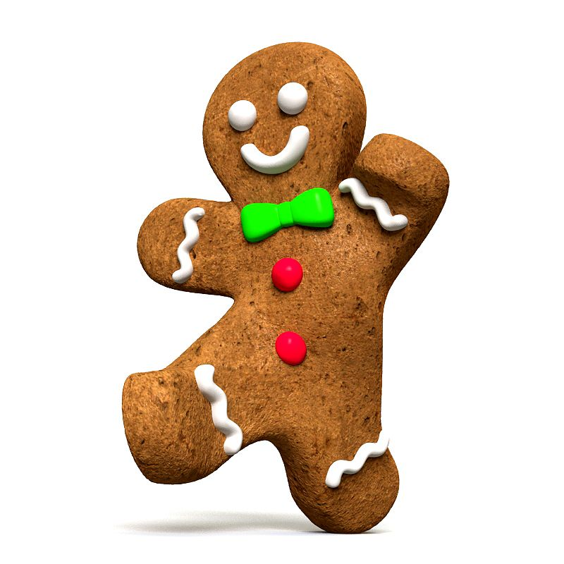 Gingerbread man gingerbread men images clipart | Gingerbread ...