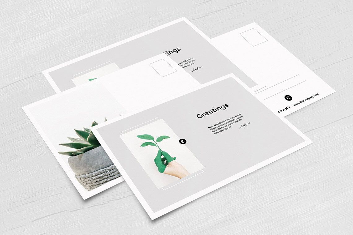 12 Great Stories With Every Postcard Mockup Free Premium The Designest Postcard Mockup Free Postcards Postcard Template Free