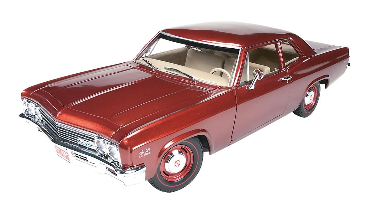 1 18 scale chevy biscayne diecast model