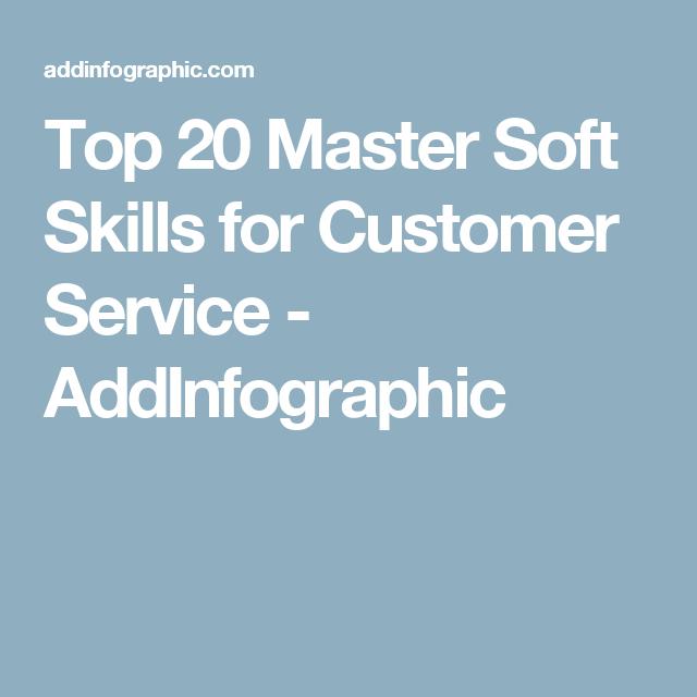 3 forgotten customer service soft skills