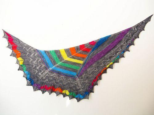 Beautiful Projects - Rainbow Knitting