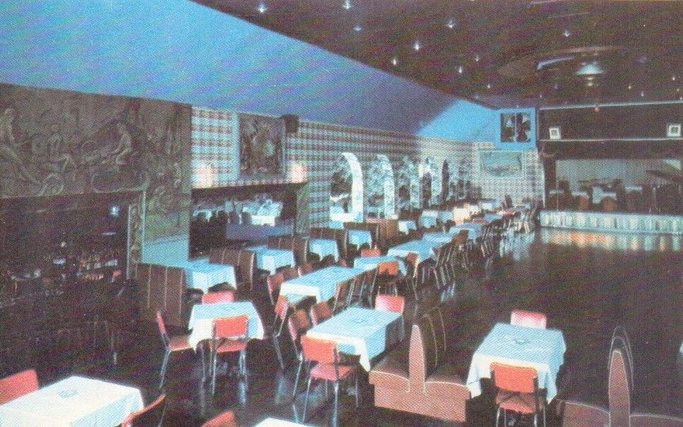 the fountain restaurant in belleville nj 1960s