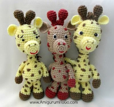12 Adorable Free Toy Crochet Patterns Compiled By Simply