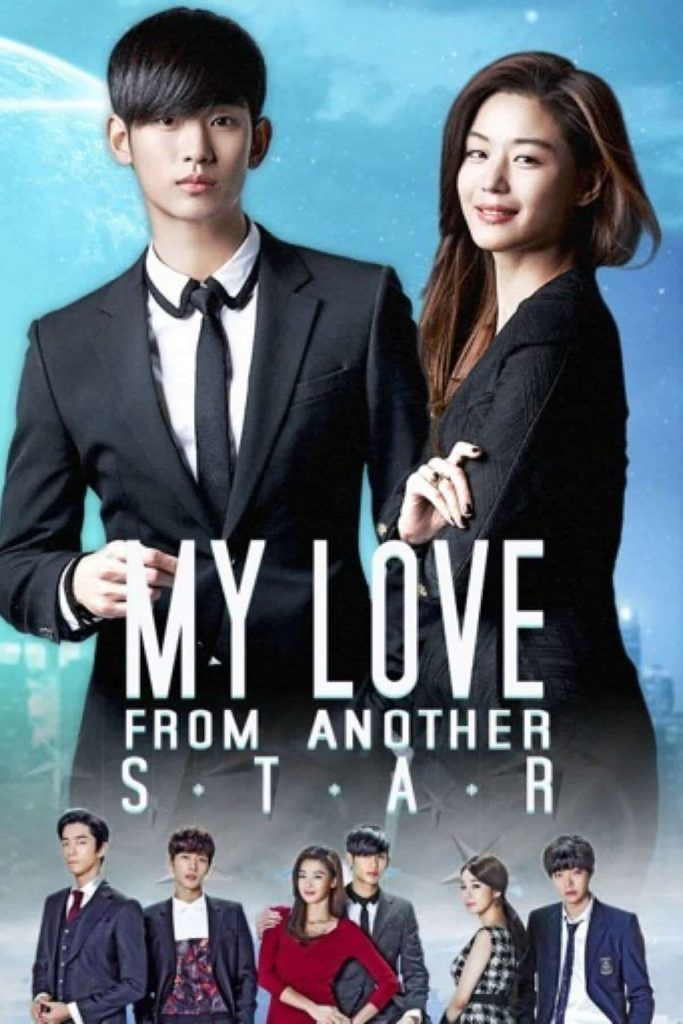 You Who Came From The Stars Audio Latino Capitulos En Hd Subtitulado Ver Dorama You Who Came F Korean Drama List My Love From Another Star Korean Drama Movies
