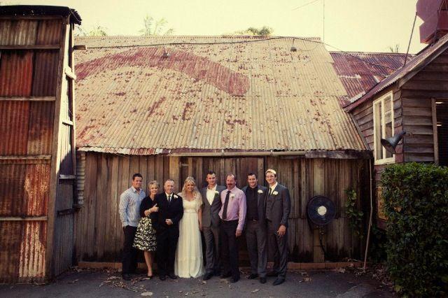 barn wedding grace lace dress vintage inspired
