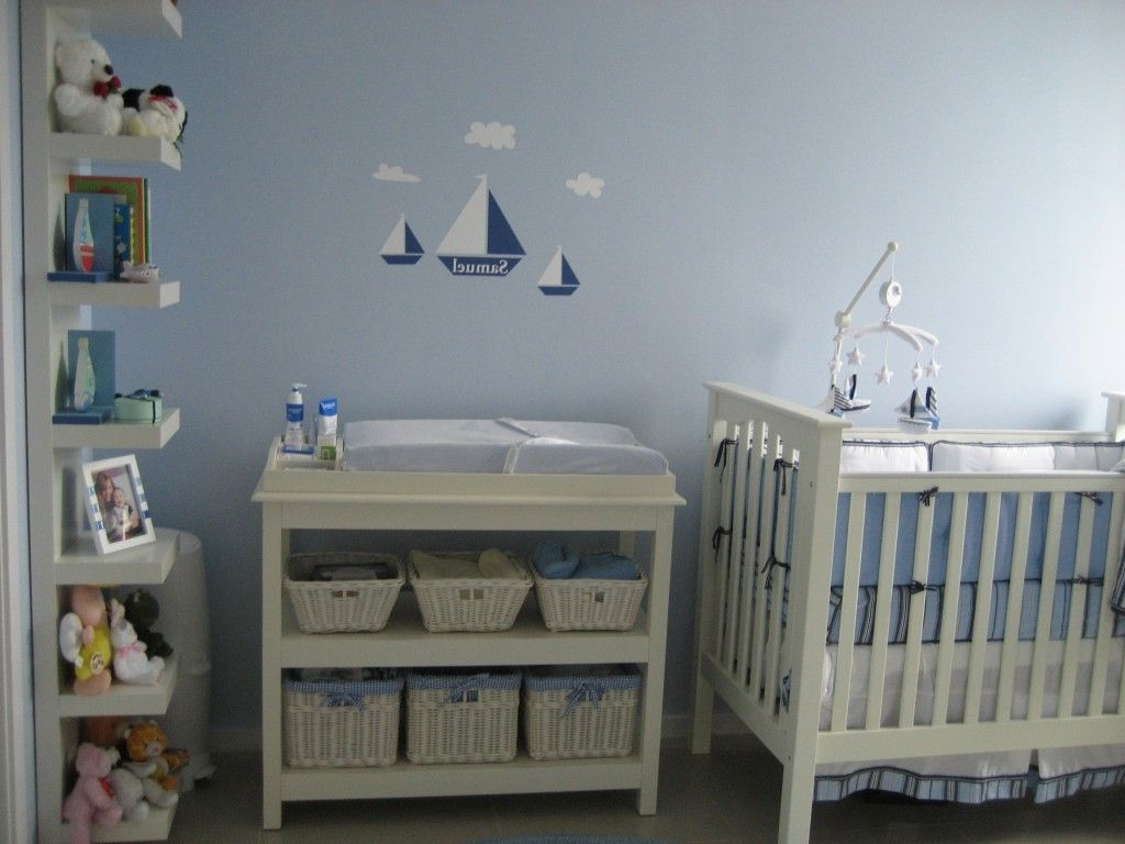 images of baby boy rooms - most popular interior paint colors