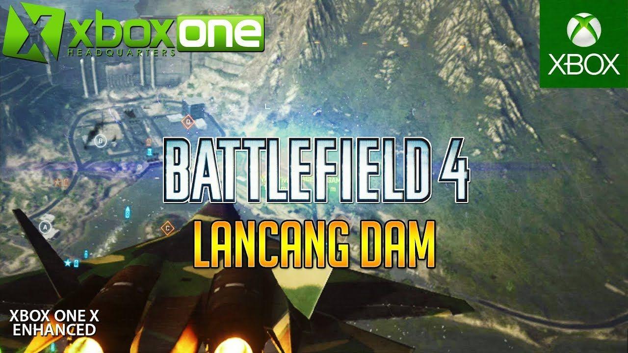 Xboxone 4k Battlefield 4 Bf4 Xbox One X Multiplayer Gameplay