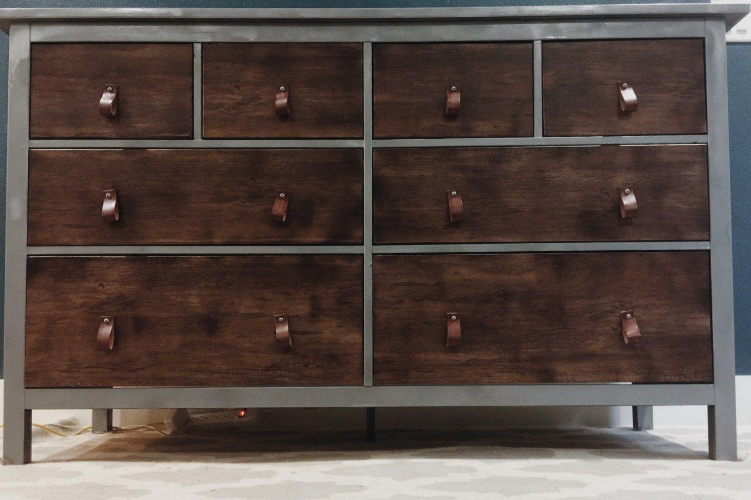 IKEA Hack Urban Industrial Dresser Industrial dresser