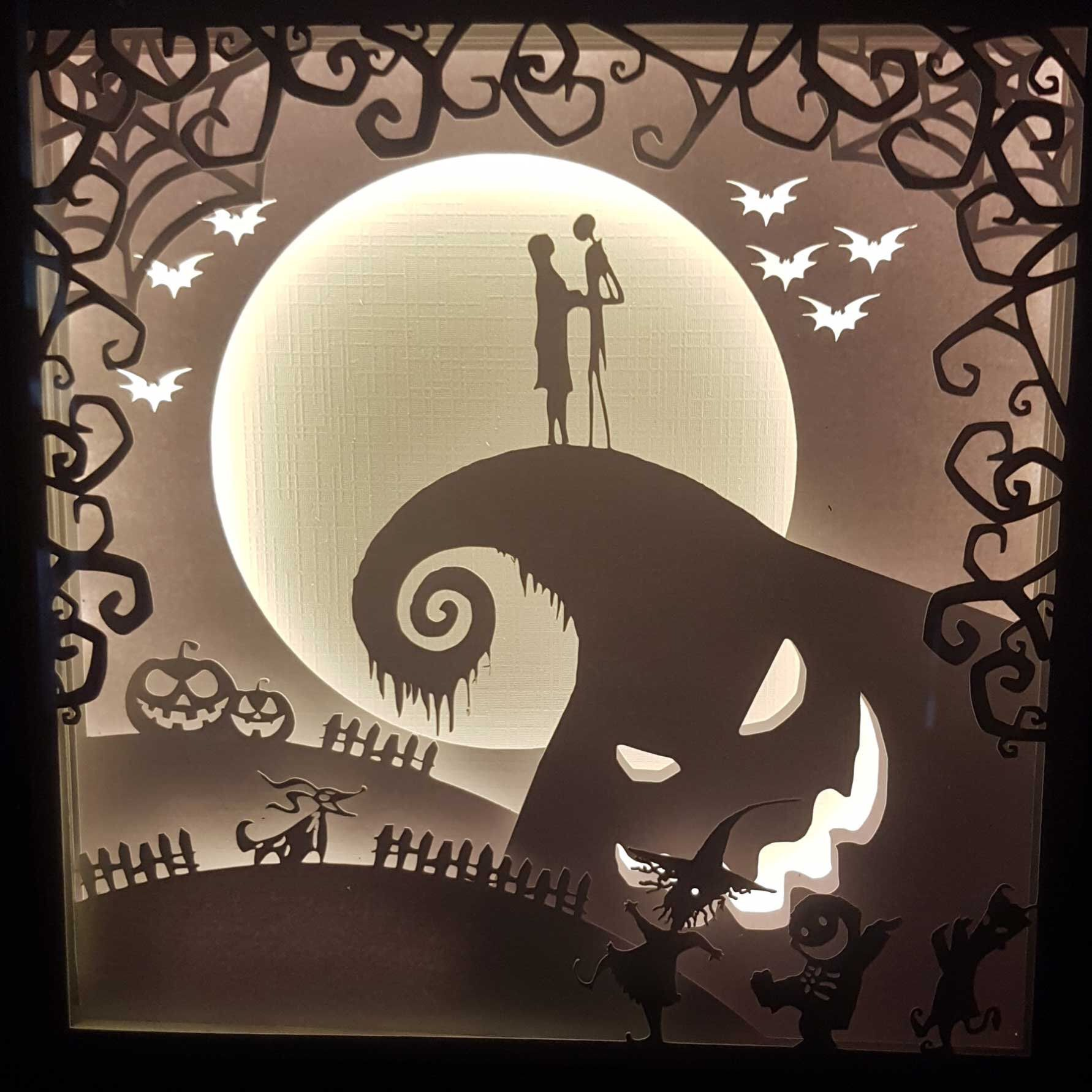 Download Nightmare Before Christmas Svg Images Free Svg Cut Files ...
