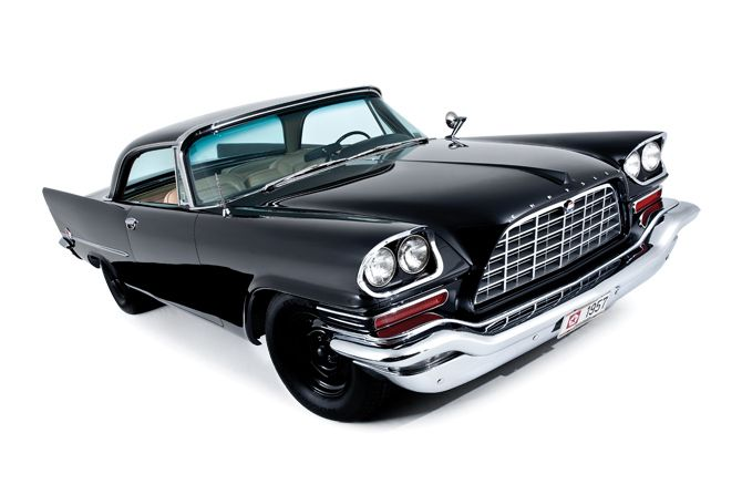 1957 Chrysler 300 Nice But Have You Noticed The New Ones Have