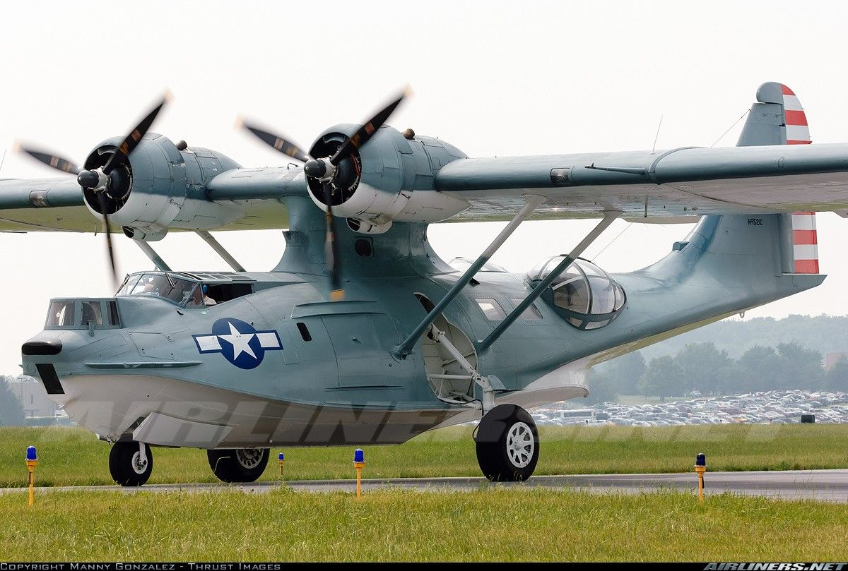 Consolidated PBY Catalina Aircraft, Wwii aircraft, Catalina
