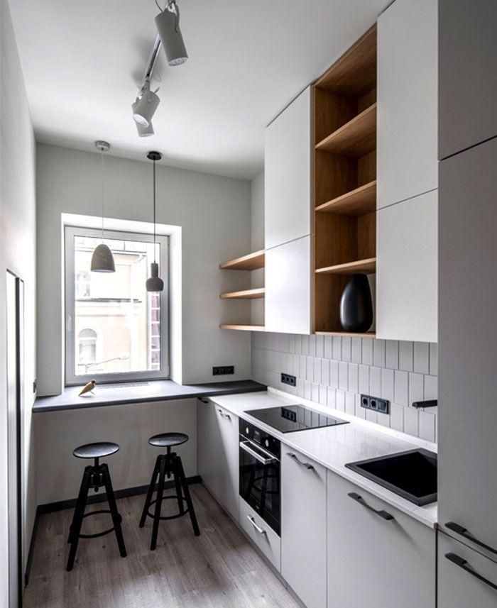 Small Urban Dwelling by U Concept