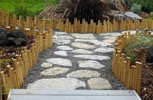 Delightful Landscaping With Bamboo   Bob Vilau0027s Blogs