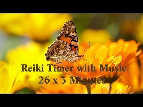 reiki timer with relaxing music and 3 minute bell timer 26 positions youtube reiki. Black Bedroom Furniture Sets. Home Design Ideas