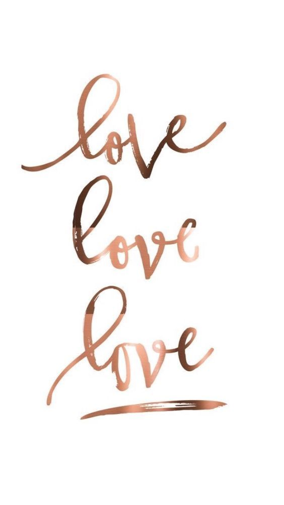 Pinterest Amymckeown5 Rose Gold Quotes Romantic Wall Art