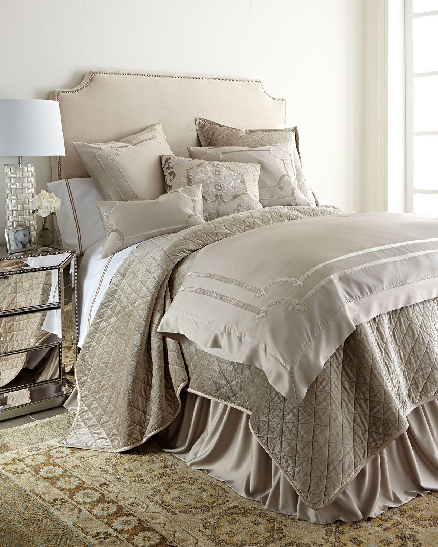 Designer Bed Linen Duvet Cover & Comforter Set at Neiman