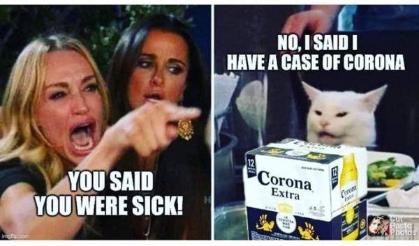 Funny Coronavirus Humor: COVID-19 Memes, GIFs, Videos and More! 🧻 - CRYSTAL EVE
