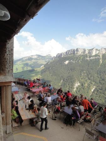 Aescher Hotel In Enzellerland Switzerland Tripadvisor