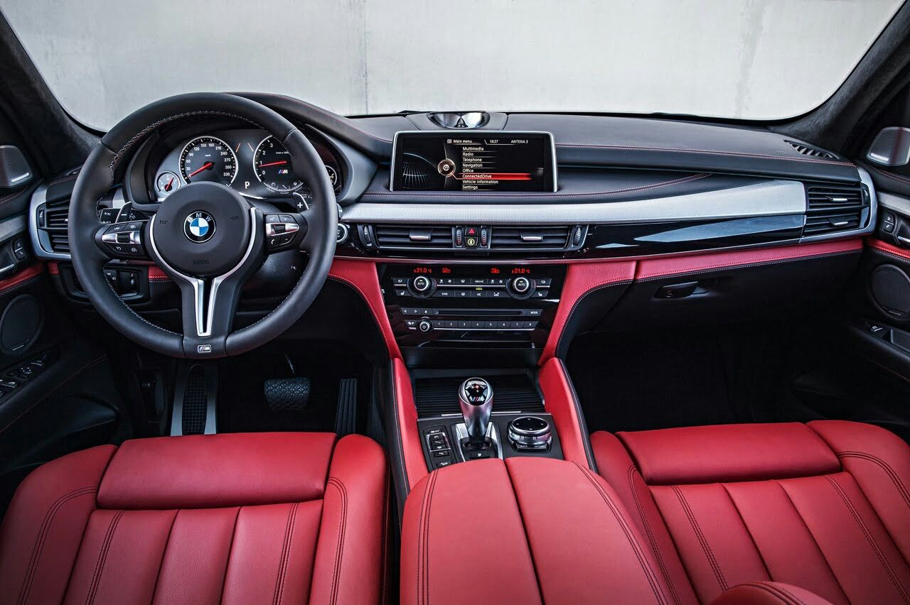2016 Bmw X5 Interior With Images Bmw X6 Bmw X5 M Bmw Interior