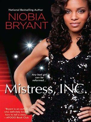 Mistress, Inc.. by Niobio Bryant.  eBook.  LVCCLD