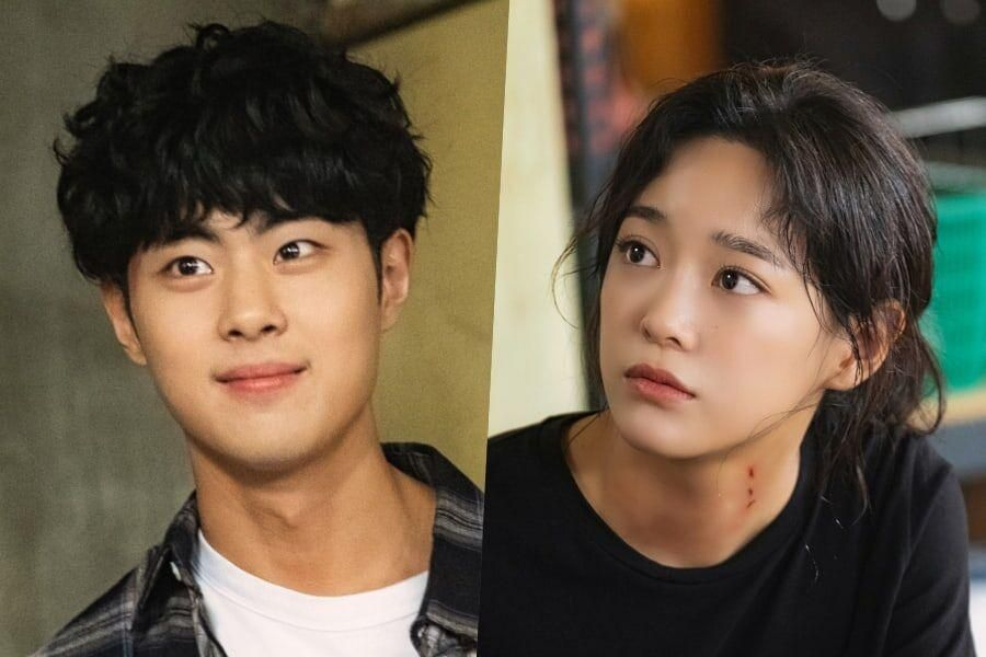 Jo Byeong Gyu And Kim Sejeong Show Off Their Onscreen Chemistry For Upcoming OCN Drama