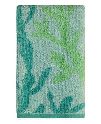 Creative Bath Fantasy Reef Hand Towel Bedding Fingertip Towels