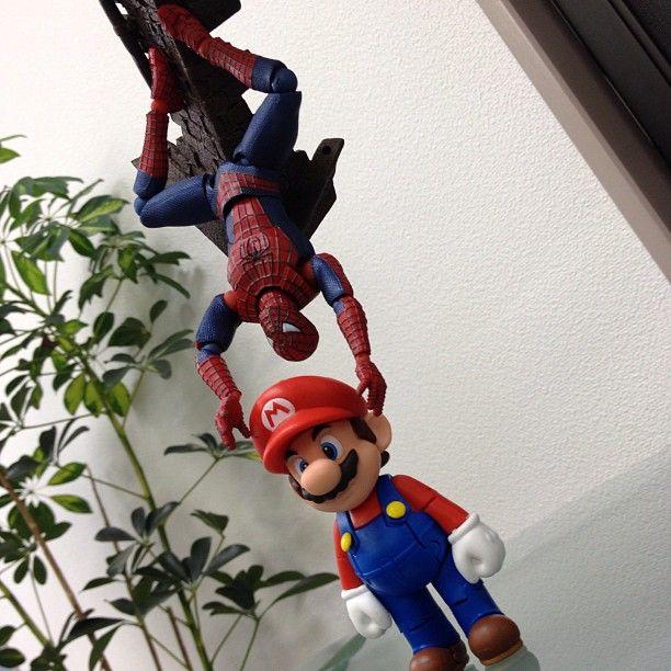 Por incrível que pareça, o Boné do Mario, foi o que deu +Trabalho! - @preda2005- #webstagram