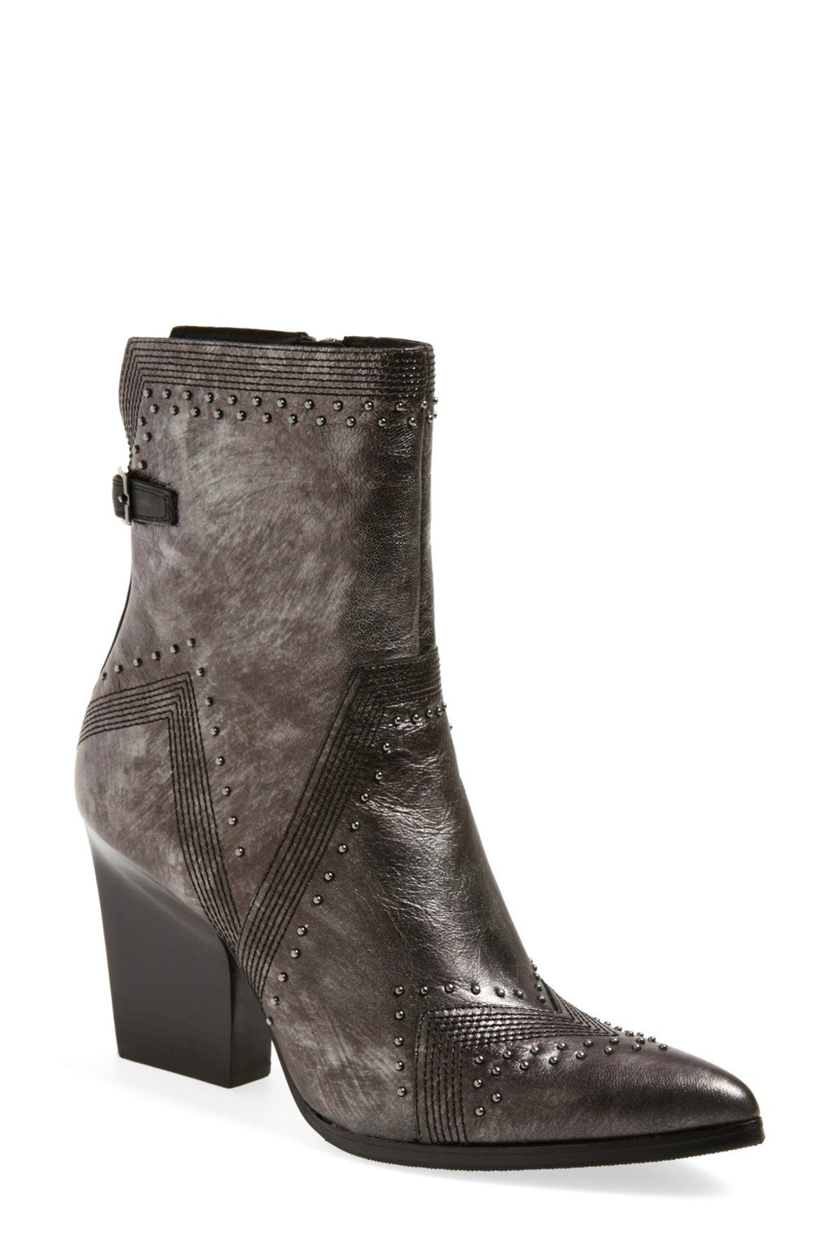 617ca31f57d Vegas' Western Bootie (Women) | Products | Ankle cowboy boots, High ...
