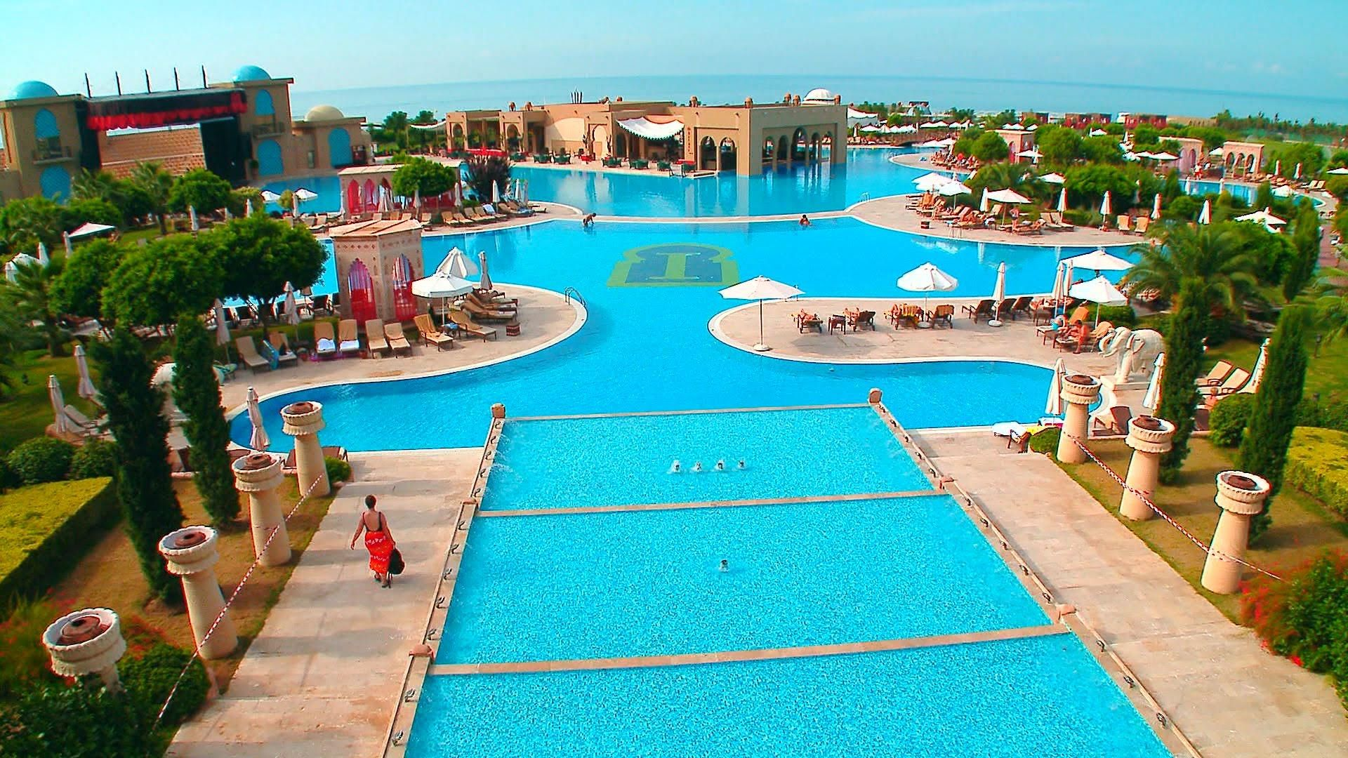Spice Hotel Oteller Antalya