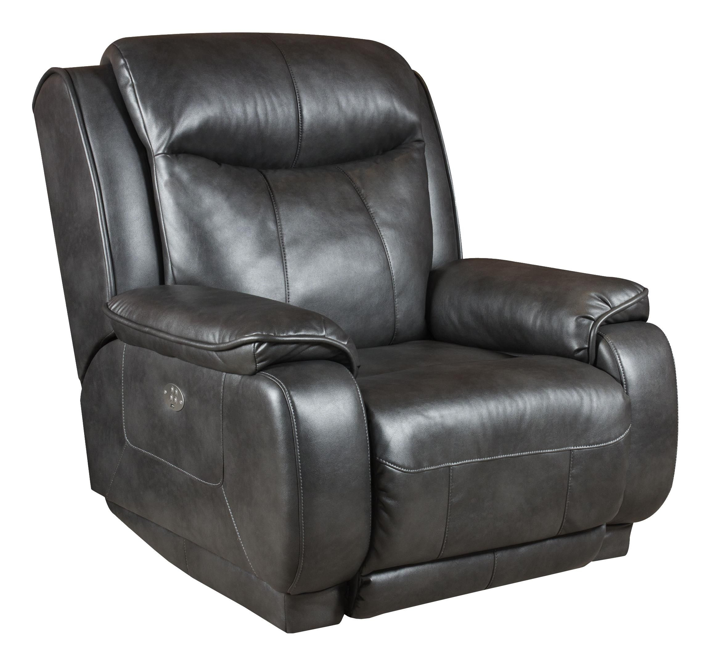 Velocity Wall Hugger Recliner With Power Headrest By Southern Motion Wall Hugger Recliners Recliner Recliner With Ottoman