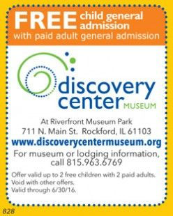 childrens discovery museum coupon normal