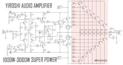 Strange Super Power Amplifier Yiroshi Audio 1000 Watt In 2019 Schema Jvc Wiring Digital Resources Funapmognl