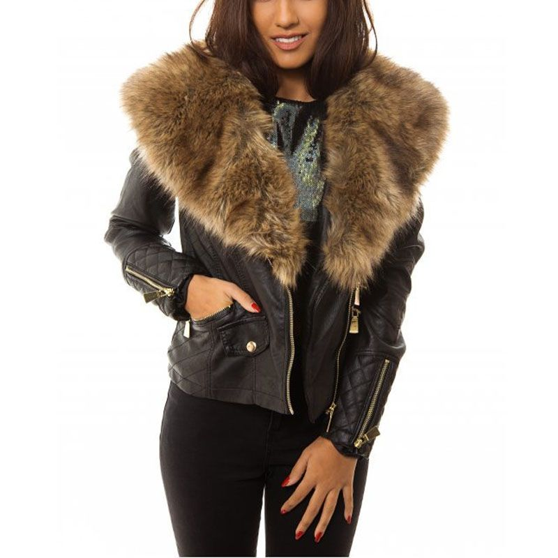 Cool Women leather winter jacket for only $24.31 | Women Jackets ...