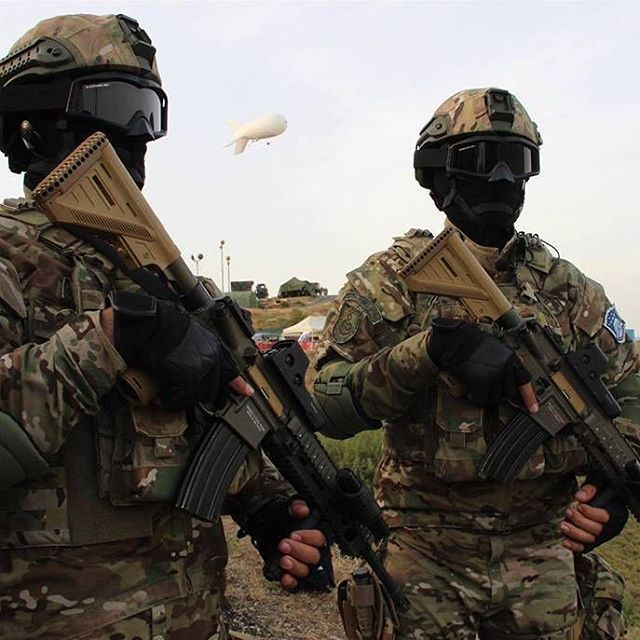 Azerbaijan Special Forces In Efes Alliance Theworldmilitary Albanianmilitary